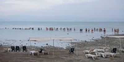 Si sta seccando il lago più famoso dei Vangeli