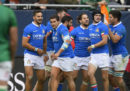 Italia-Georgia di rugby in diretta TV e in streaming