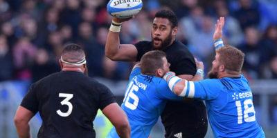 Oggi c'è Italia-Nuova Zelanda di rugby