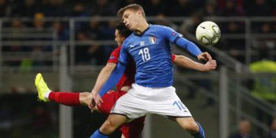 L'Italia ha pareggiato 0-0 con il Portogallo nell'ultima partita di Nations League