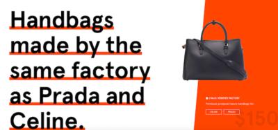 L'azienda di moda che toglie i loghi e vi lascia il resto