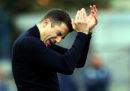 L'Udinese ha esonerato Julio Velazquez e lo ha sostituito con Davide Nicola
