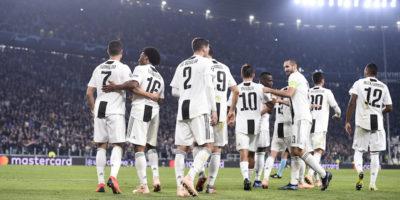 La Juventus si qualifica agli ottavi di Champions League se