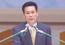 Il capo spirituale di una grande chiesa evangelica in Corea del Sud è stato condannato a 15 anni di carcere per avere violentato otto sue fedeli