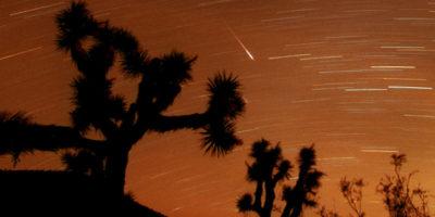"""Stanotte si possono vedere le """"stelle cadenti"""""""