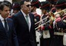 A Palermo inizia la conferenza sulla Libia