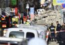 Fino ad ora, sotto le macerie dei due palazzi crollati a Marsiglia sono stati ritrovati sei corpi