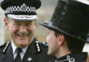 Avete presente il logo della polizia di Londra?