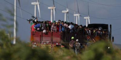 Ci sono nuove carovane di migranti