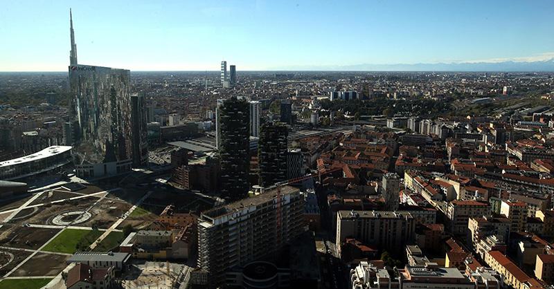 Milano Dall Alto Il Post