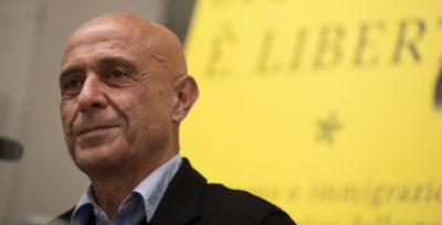Marco Minniti si candida a segretario del PD