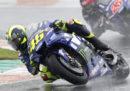 Il Gran Premio di Valencia di MotoGP è stato sospeso per pioggia