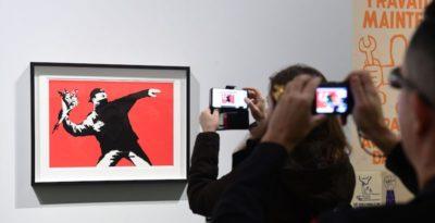 L'unica mostra su Banksy in un museo è a Milano