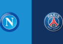 Napoli-PSG in streaming e in diretta TV