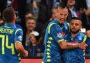 Il Napoli si qualifica agli ottavi di Champions League se