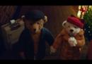 Il nuovo spot natalizio di Heathrow con gli orsi di peluche