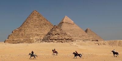 Ci sono nuovi indizi su come furono costruite le piramidi