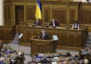 In Ucraina è stata approvata la legge marziale