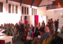 Una chiesa protestante olandese sta tenendo una funzione da tre settimane