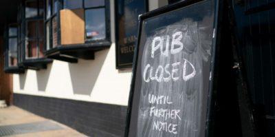 La grossa crisi dei pub nel Regno Unito