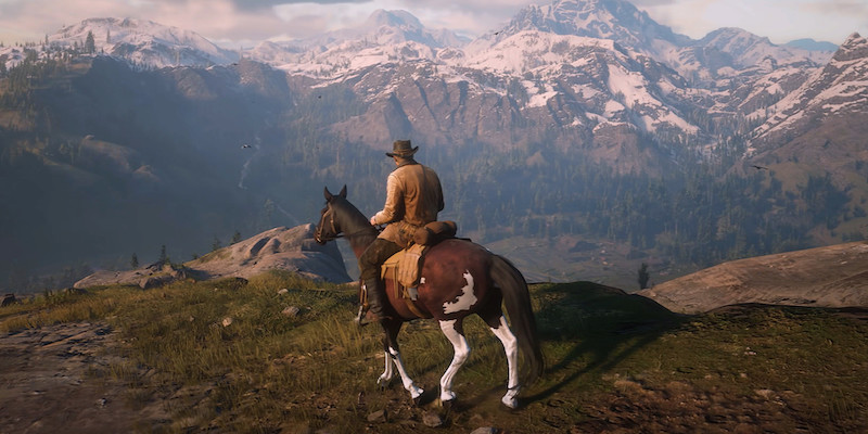 La modalità online del videogioco Red Dead Redemption 2 sarà disponibile a partire da domani