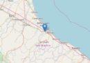 C'è stato un terremoto di magnitudo 4.2 a Santarcangelo di Romagna