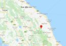 Due persone sono morte in un incendio in provincia di Macerata