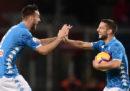 Serie A, le partite della 12ª giornata
