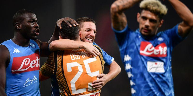 Serie A, i risultati della dodicesima giornata