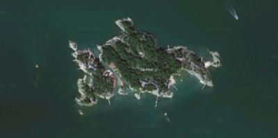 Questa è un'isola o una base militare?
