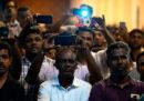 In Sri Lanka le cose si complicano molto