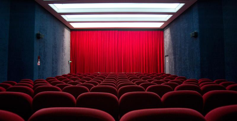 Il modo migliore per andare al cinema:da soli
