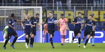 L'Inter passa agli ottavi di finale di Champions League se