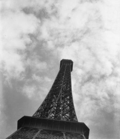 La Tour Eiffel senza punta