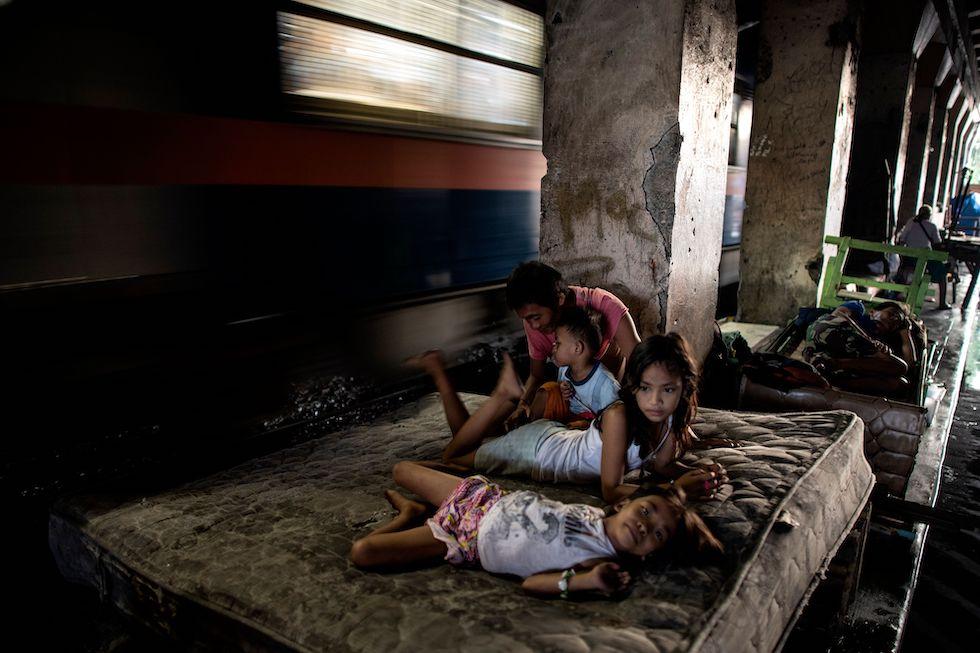 Manila Il I Post Trolley Di Boy w8mN0n