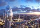 Il progetto per il nuovo grattacielo di Londra, a forma di tulipano