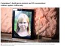 Un'attivista anti-corruzione ucraina, Kateryna Handzyuk, è morta quattro mesi dopo essere stata aggredita con acido solforico