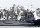 Due dei marinai ucraini arrestati dalla Russia nello stretto di Kerč' sono stati condannati a due mesi di carcere