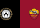Udinese-Roma in streaming e in diretta TV