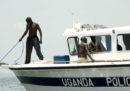 Almeno 29 persone sono morte sabato nell'affondamento di un traghetto sul lago Victoria, in Uganda