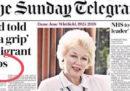 I giornali britannici si stanno occupando di una crisi dei migranti che non esiste