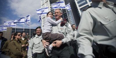 C'è un nuovo partito politico in Israele