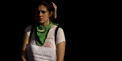 Lo sciopero delle donne in Argentina