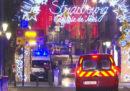 C'è stato un attentato a Strasburgo
