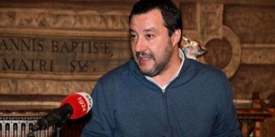 Matteo Salvini ha detto che si candiderà alle elezioni europee