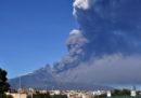 Nella zona dell'Etna ci sono terremoti ed eruzioni