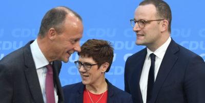 La CDU decide chi sostituirà Angela Merkel