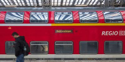 In Germania i treni non arrivano in orario