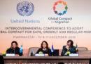 L'ONU ha approvato il Global Compact sui migranti, l'Italia si è astenuta
