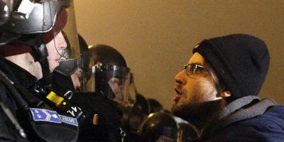 Le proteste antigovernative in Ungheria